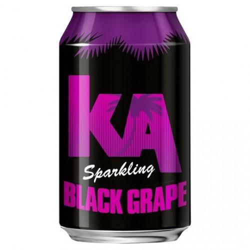 Ka Black Grape 24x33cl (EU)
