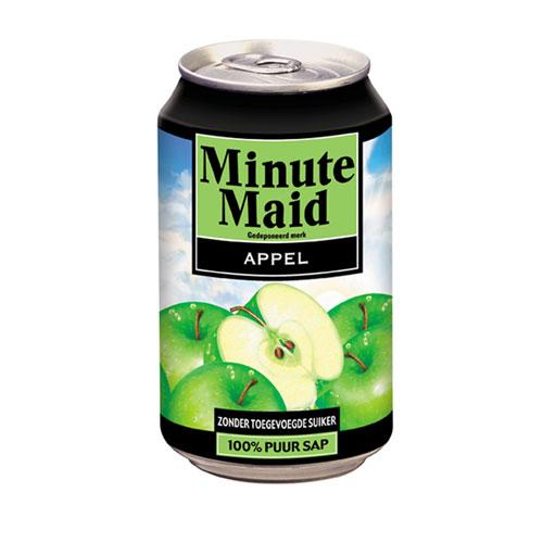 Appelsap Minute Maid 24x33cl