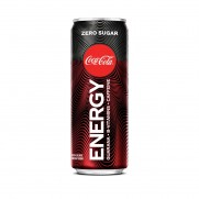 Coke Energy Zero 12x25cl