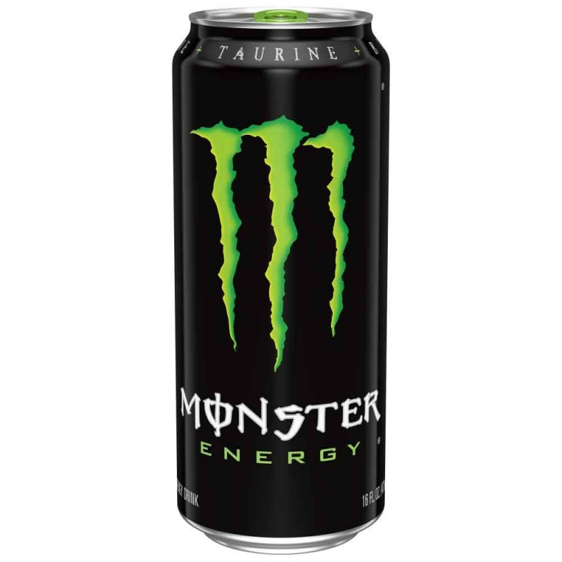 Monster Energy Drink 12x500cl