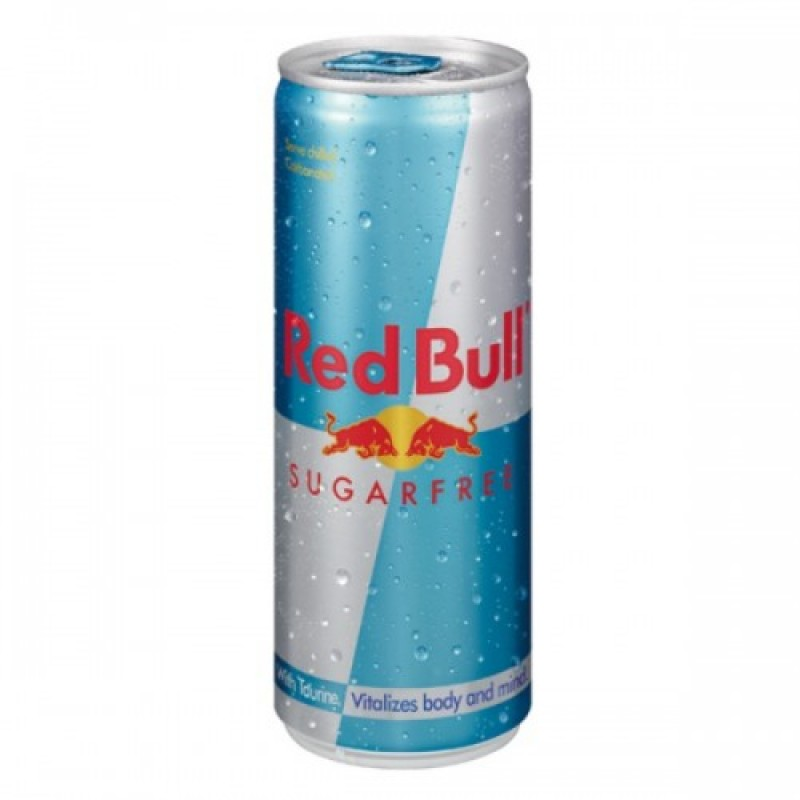Redbull Sugarfree 24x25cl