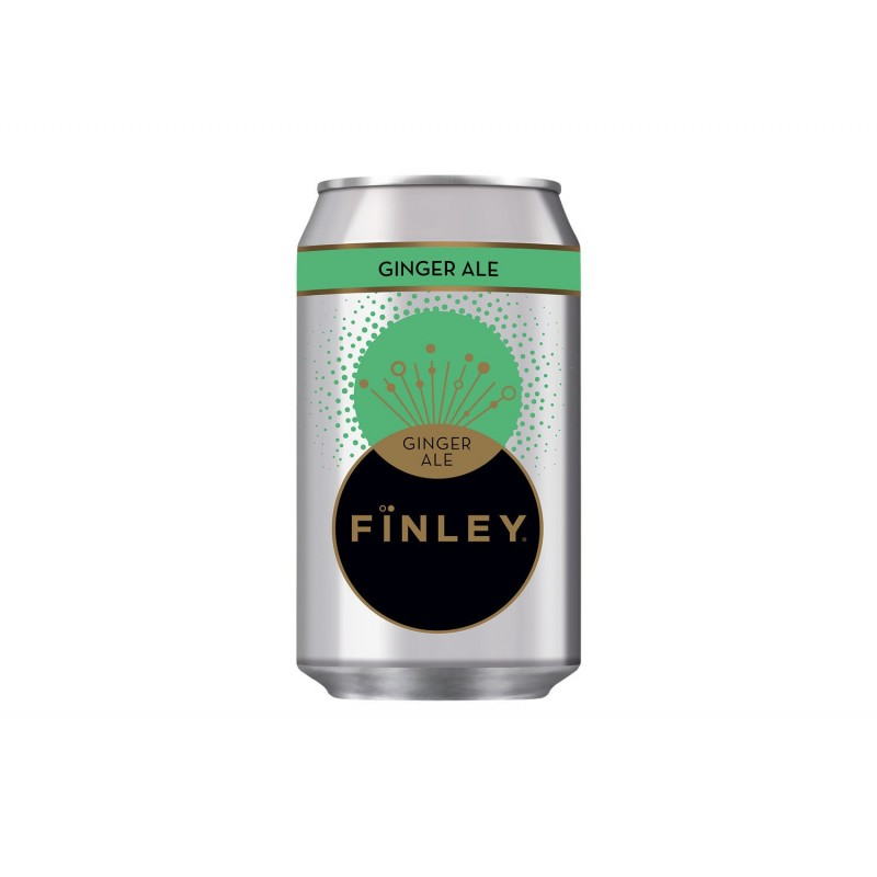 Ginger Ale Finley 24x33cl