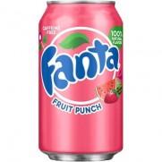 Fanta Fruit Punch 12x355ml