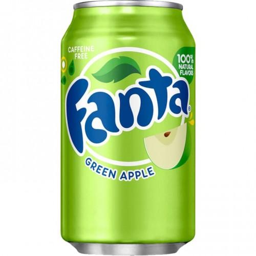 Fanta Green Apple 12x355ml