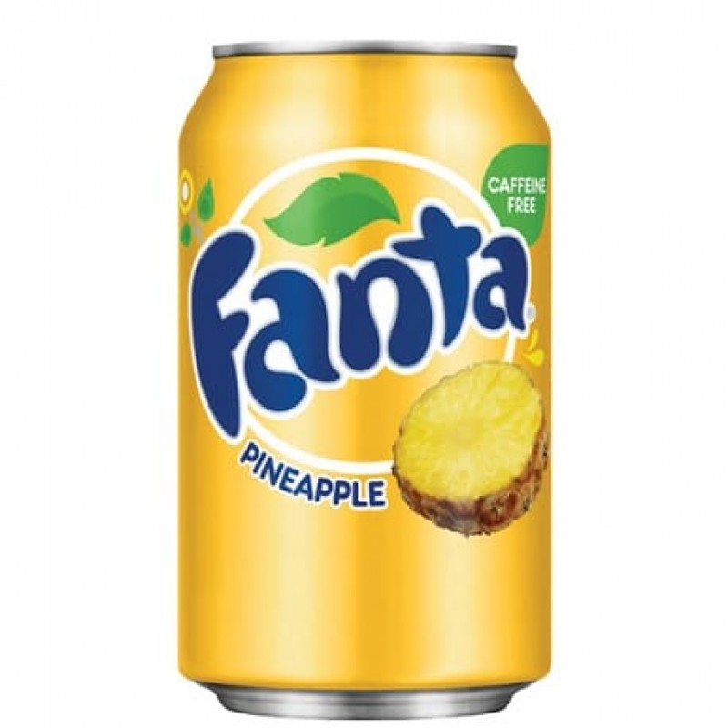 Fanta Pineapple 12x355ml