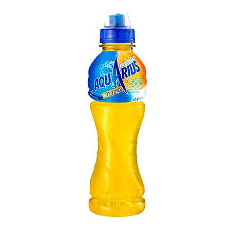 Aquarius Orange 12x500ml
