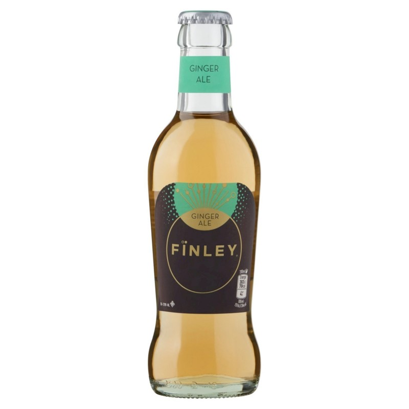 Ginger Ale Finley 24x20ml