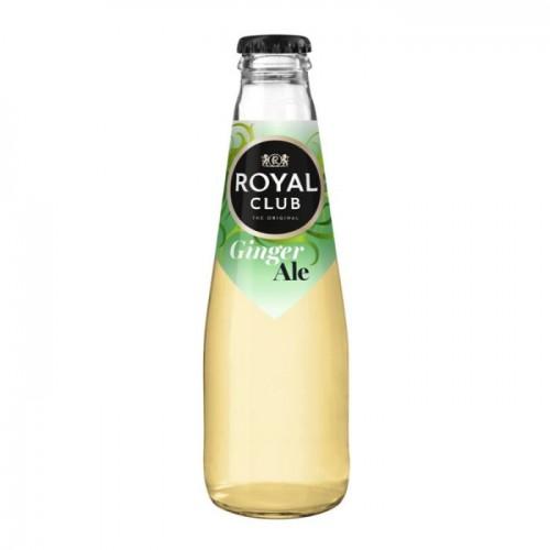 Ginger Ale Royal Club 28x20ml