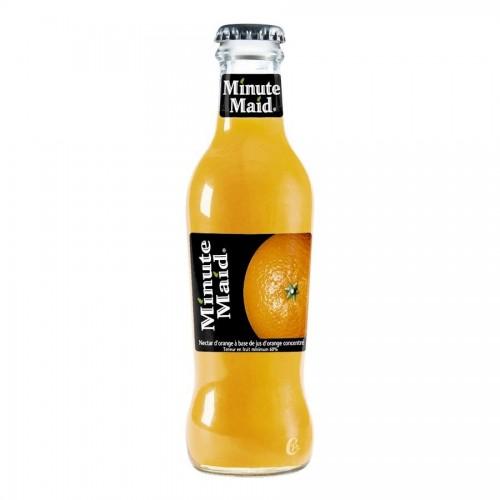 Jus d'Orange Minute Maid 24x20ml
