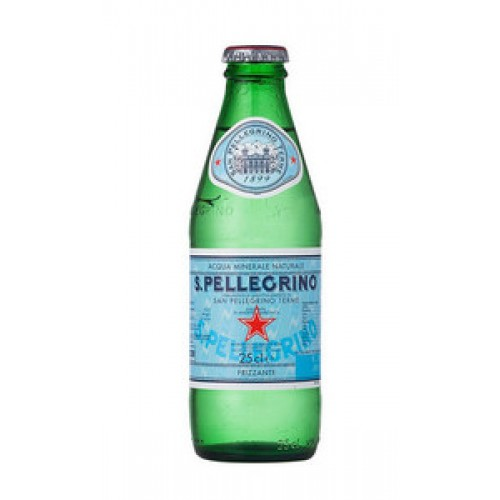 Acqua San Pellegrino 12x0,25cl