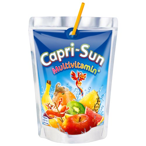 Capri Sonne Multivitamine 10x200ml