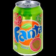 Fanta Exotic 24x33cl (EU)