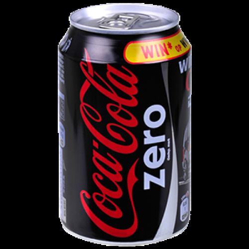 Coca Cola Zero 24x33cl (EU)