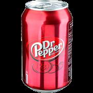 Dr Pepper 24x33cl (EU)