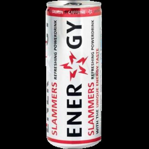 Energy Drink Slammers 24x25cl
