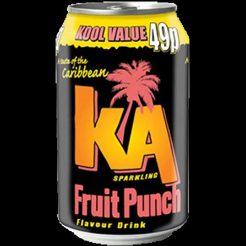 Ka Fruit Punch 24x33cl (EU)