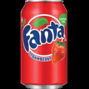Fanta Strawberry 12x355ml