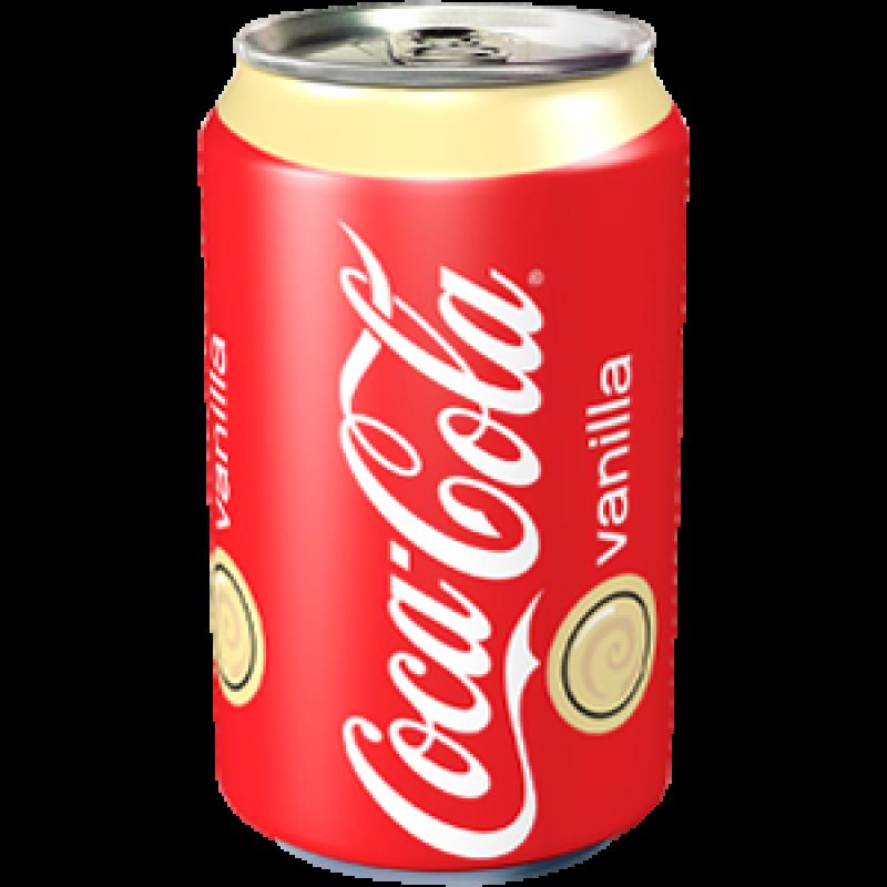 Coca Cola Vanilla 24x33cl