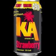 Ka Strawberry 24x33cl (EU)