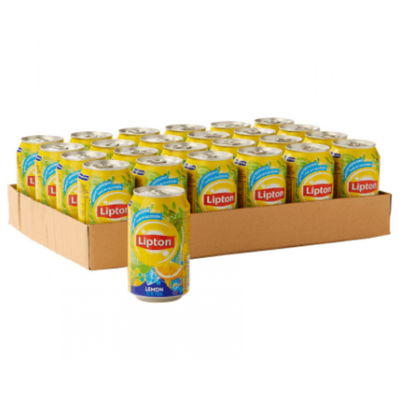 Lipton Ice Tea Lemon 24x33cl
